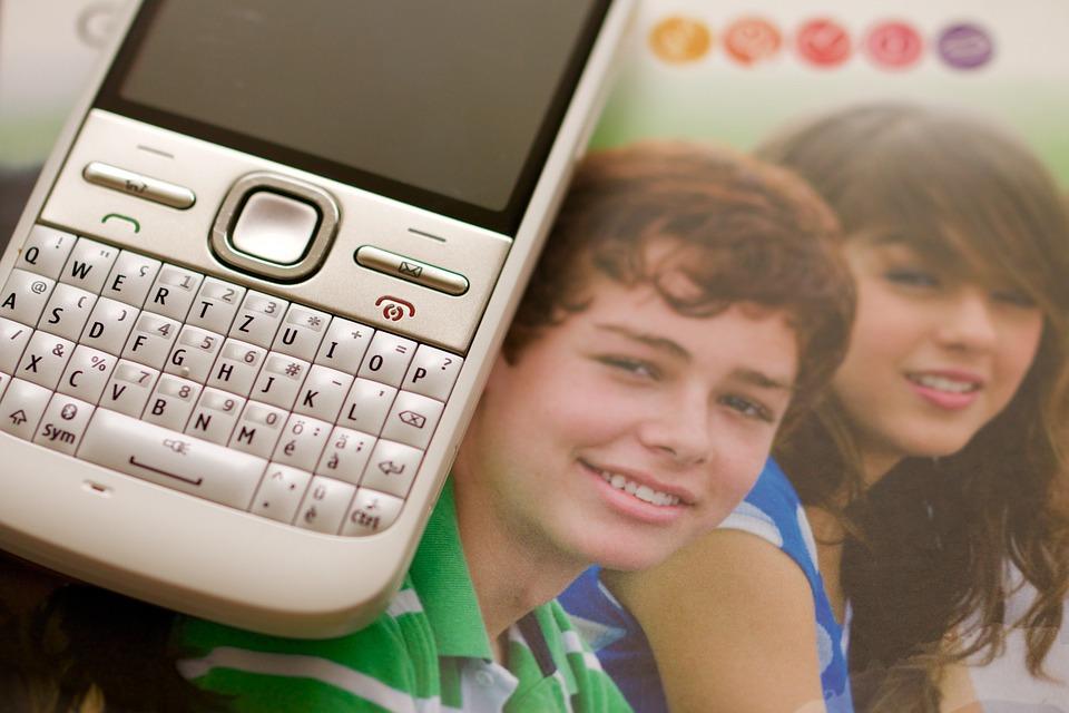 Mobile Phone, Youth, Mobile, Telephony, Communication