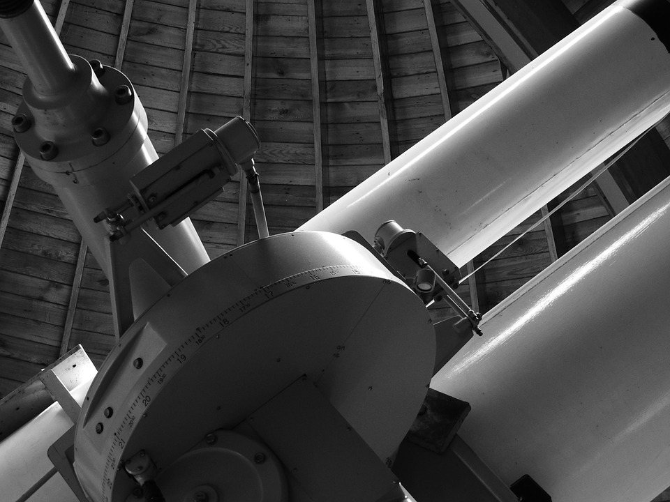Telescope, The Observatory, Machine