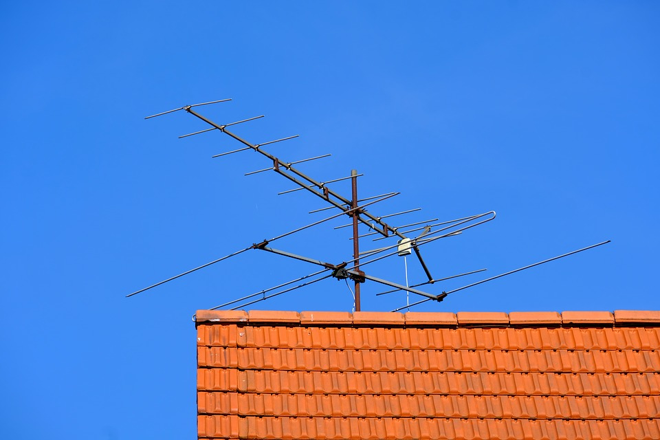 Antenna, Television Reception, Watch Tv, Reception, Tv