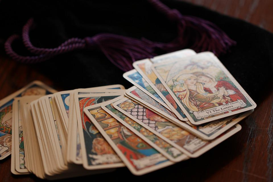 Tarot, Cards, Magic, Fortune, Telling, Gypsy, Esoteric