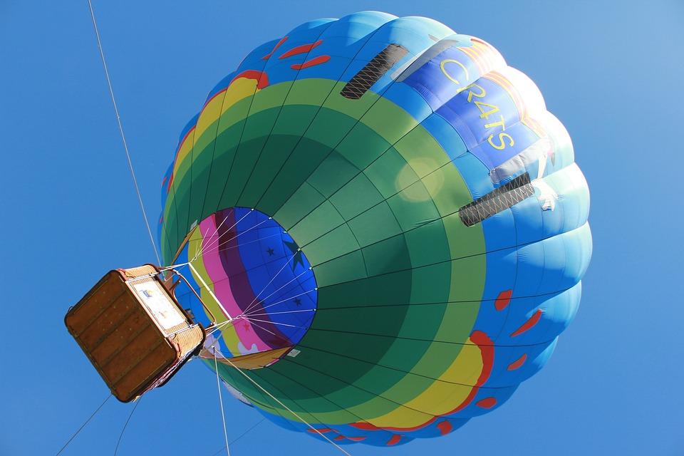 Ballooning, Hot Air Balloon, Balloon, Temecula