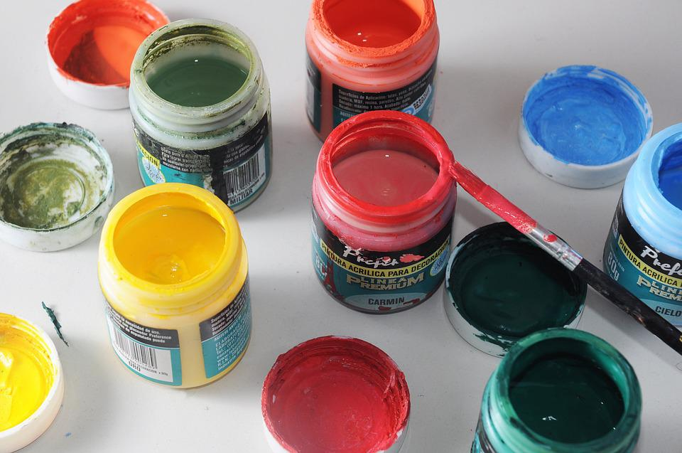 Painting, Colors, Pigments, Tempera, Colorful, Color