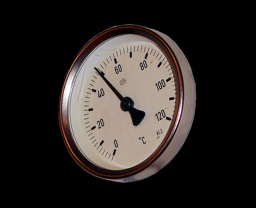 Thermometer, Tip, Temperature, Scale