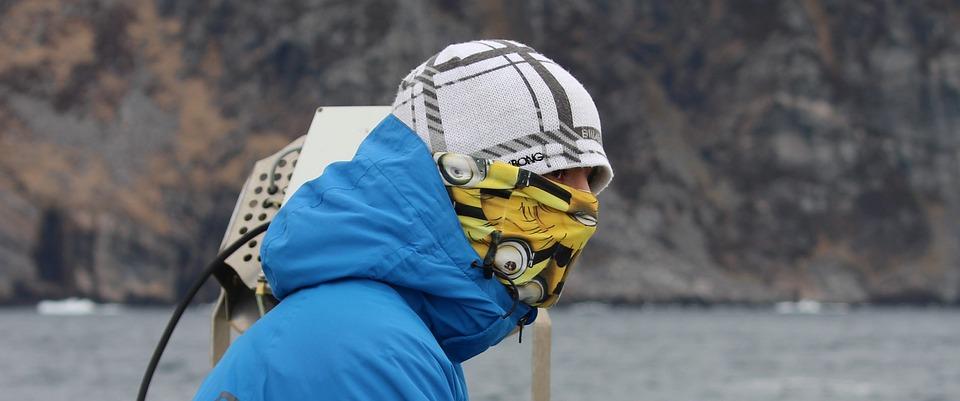 Cold, Arctic, Temperature, Winter, Capping