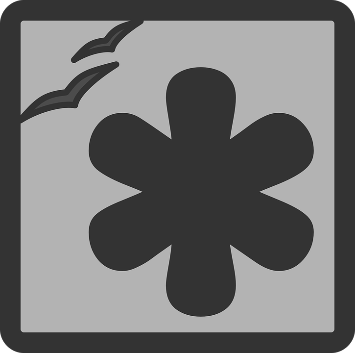 Document, Template, Design, Sign, Symbol, Gray Document