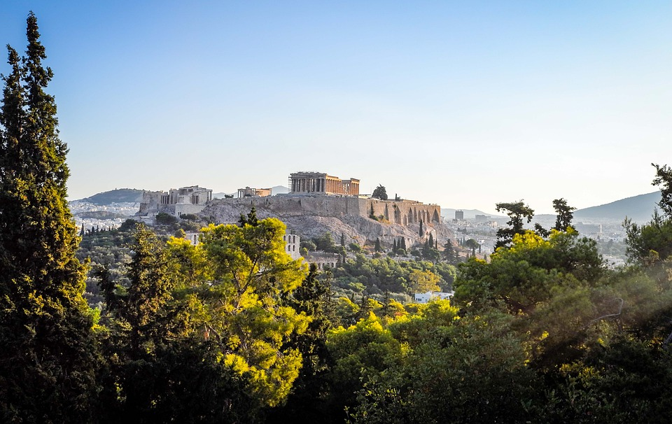Archaeology, History, Athens, Acropolis, Greece, Temple