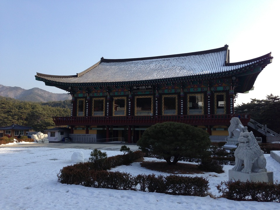 Pagoda, Buddhist, Temple, Religion, Architecture