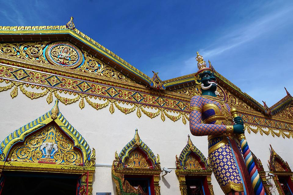 Temple, Travel, Culture, Art, Palace, Buddha, Ornament