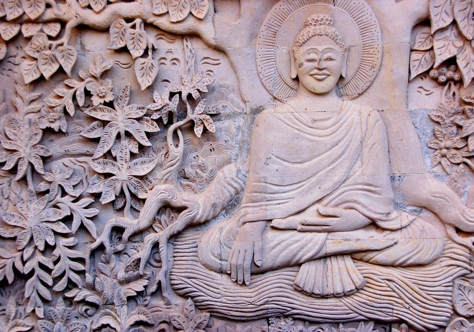 Buddha, Bali, Temple