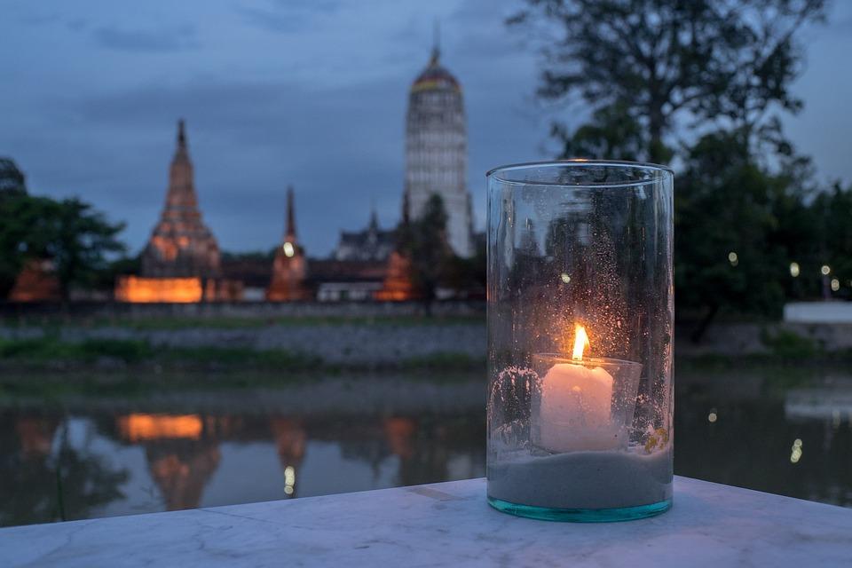 Temple, Decoration, Culture, Buddhism, Background