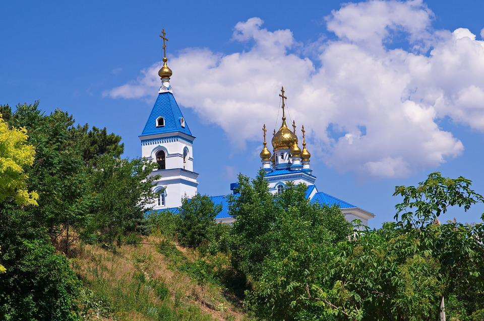 Church, Temple, Monastery