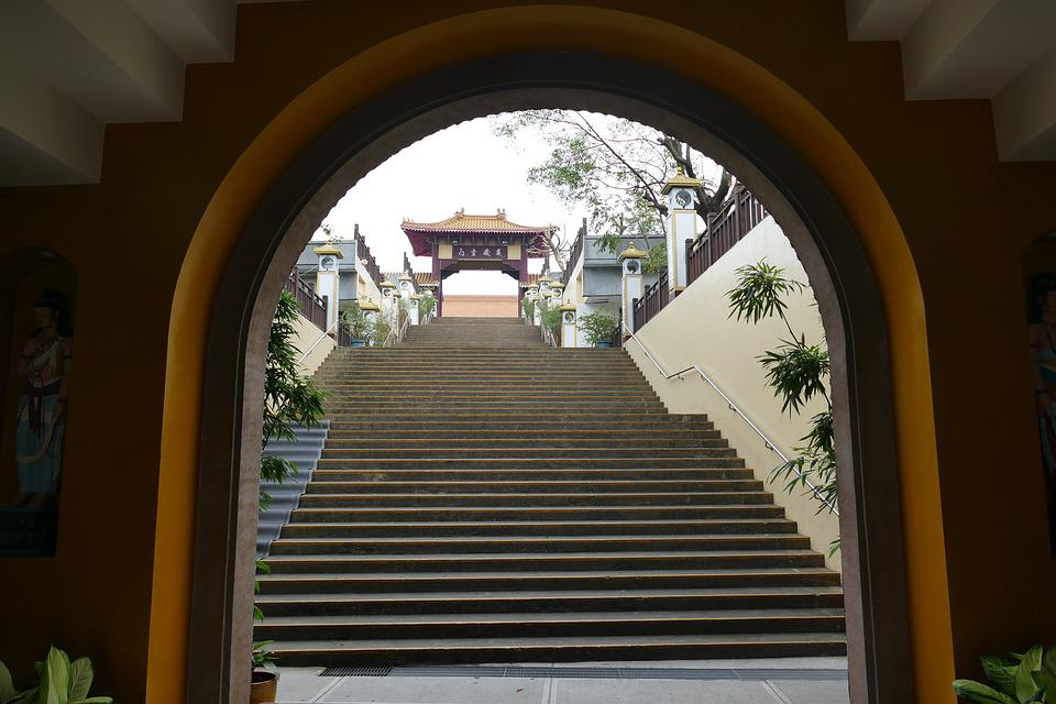Temple, Buddhism, Temple Complex, Buddhist, Religion