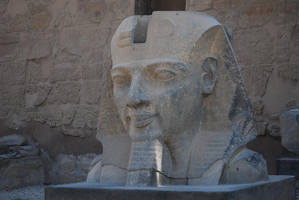 Egypt, Statue, Temple