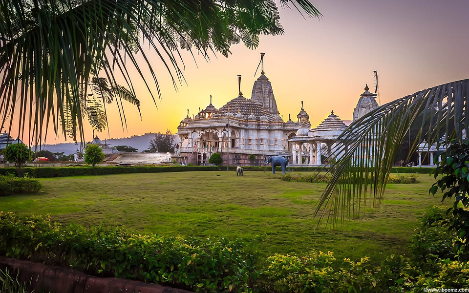 Manas Mandir, Jain Temple, Temple, India, Shahapur
