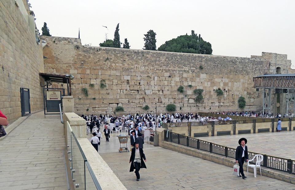 Western Wall, Wailing Wall, Israel, Jerusalem, Temple