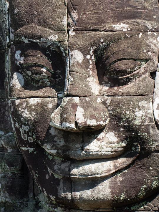 Travel, Cambodia, Asia, Tourism, Ancient, Temple, Ruin
