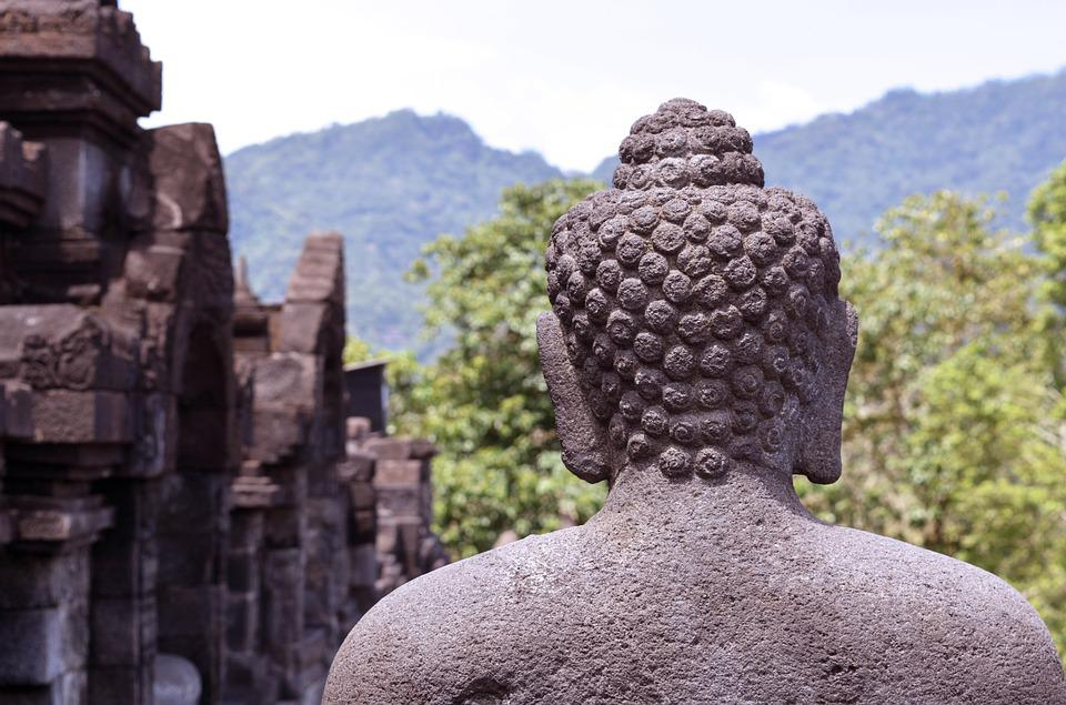 Buddha, Borobudur, Temple, Religion, Travel, Sculpture