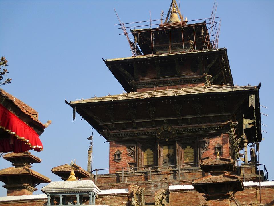 Taleju, Temple, Godess Bhawani, Kathmandu