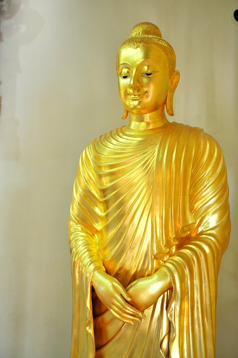 Buddhism, Temple, Wat, Thailand, Buddha, Religion