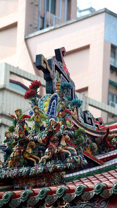 The Myth Story, God, God'll, Temple, Animal
