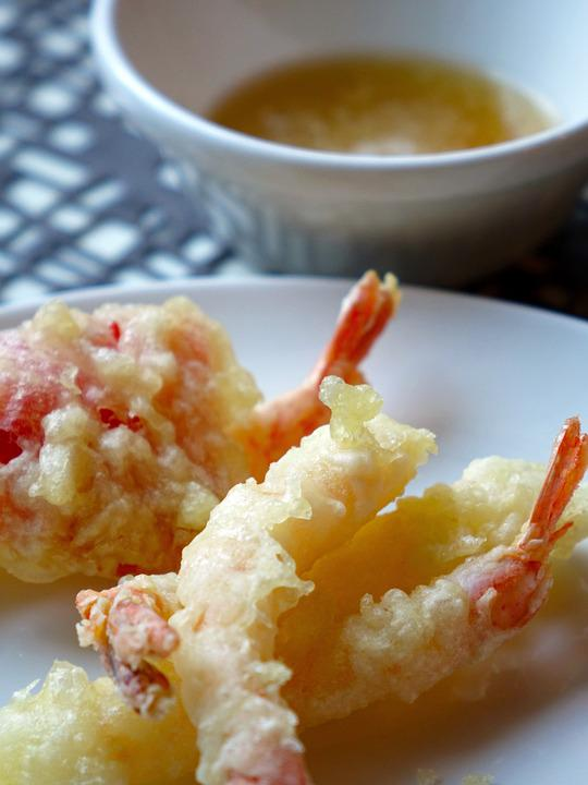 Tempura, Japanese, Cuisine, Fried, Seafood, Japan