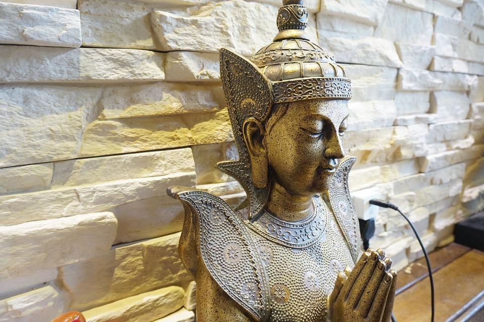 Hands Together, Thailand Buddha, Ten