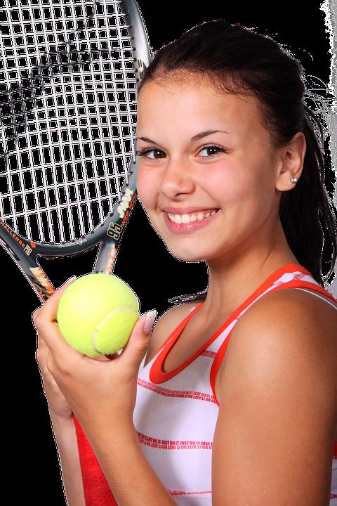 Tennis, Fitness, Sport, Woman, Girl, Sporty, Female