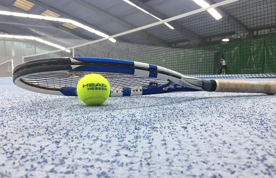 Tennis, Hall, Tennis Racket, Tennis Hall, Tennis Ball