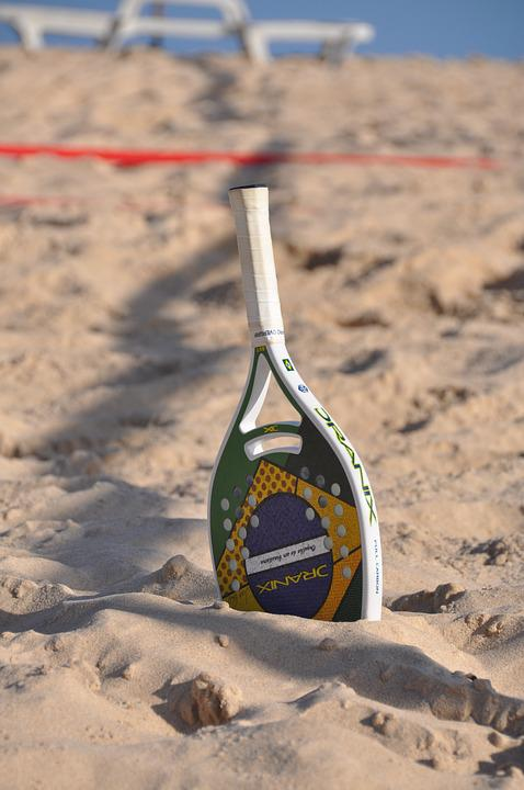 Leisure, Sport, Beachtennis, Beach, Tennis