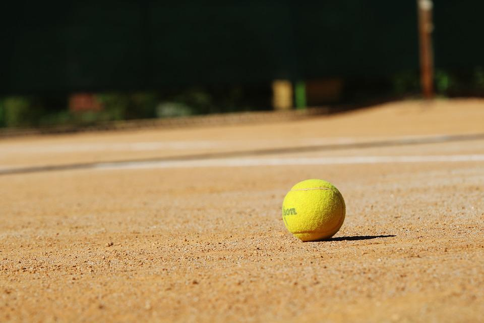 Tennis, Tennis Courts, Sport, Exercise, Ball