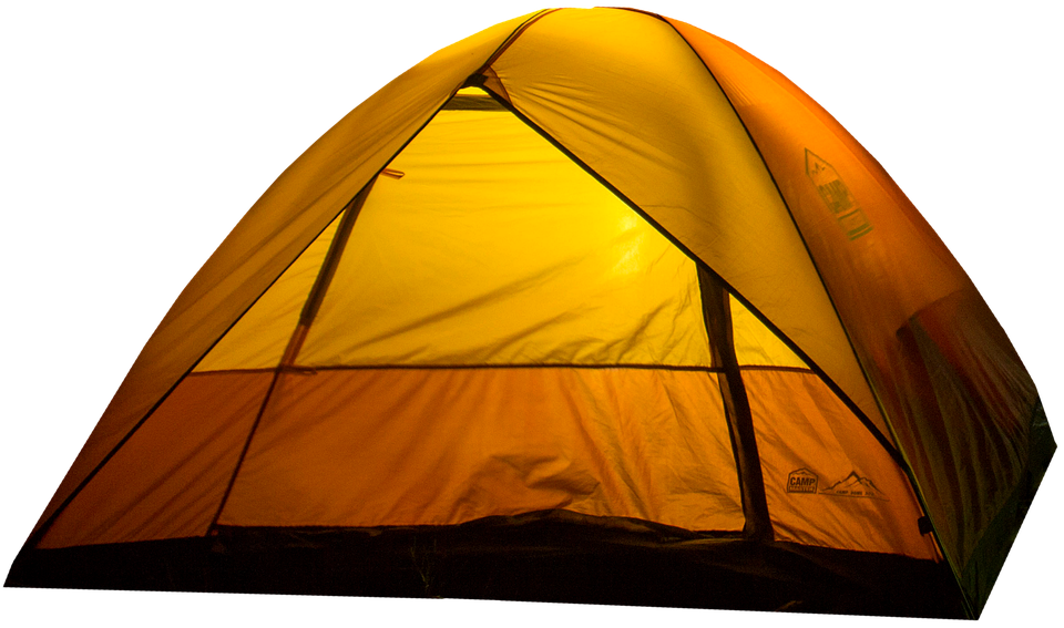 Tent, Camping, Campground, Camping Ground, Cutout