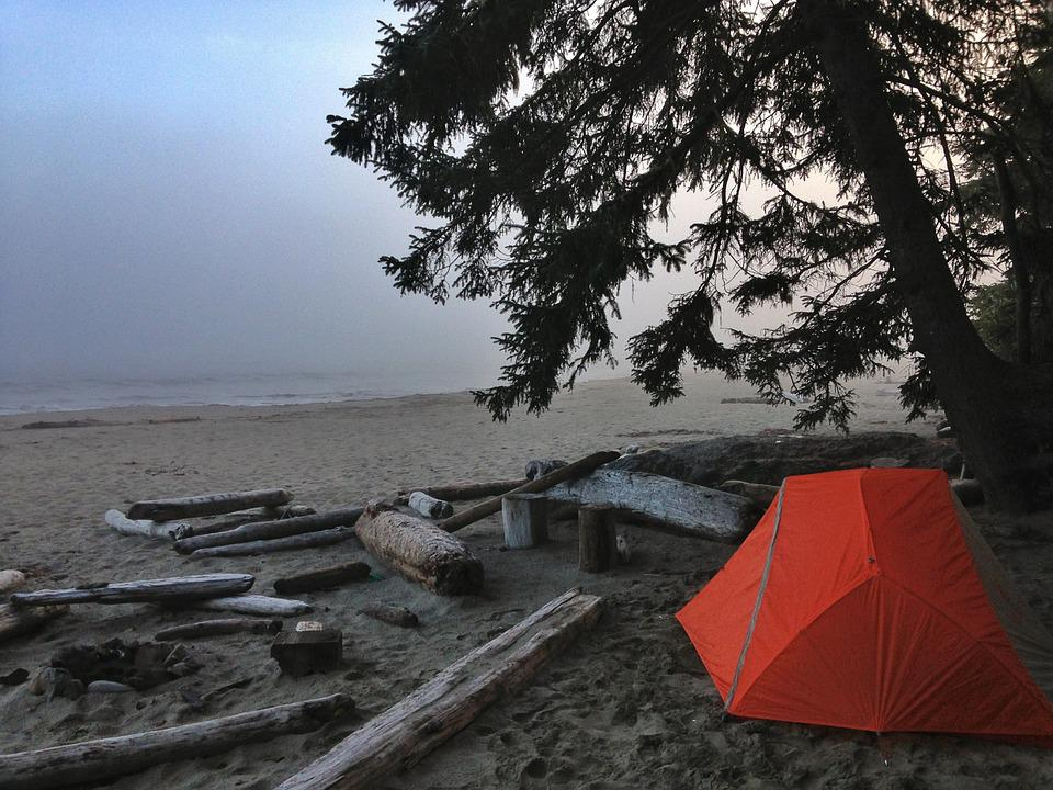 Camping, Tent, Outdoors, Wilderness, Hiking