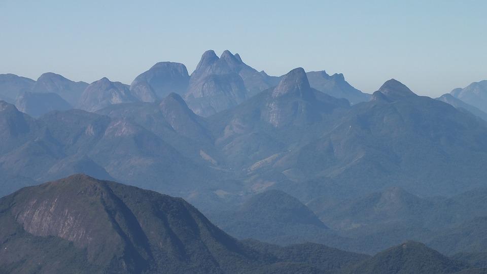 Teresópolis, Mountains, Green, Rest, Ride