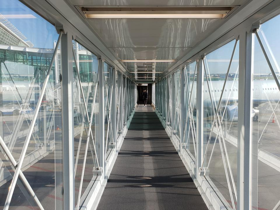 Airport, Tourism, Departure, Aircraft, Plane, Terminal