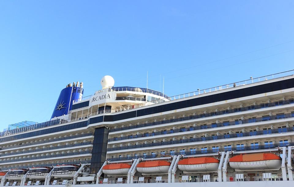 Free Photo Terminal Lisbon Ship Portugal Cruise Arcadia Max Pixel - Lisbon cruise ship port