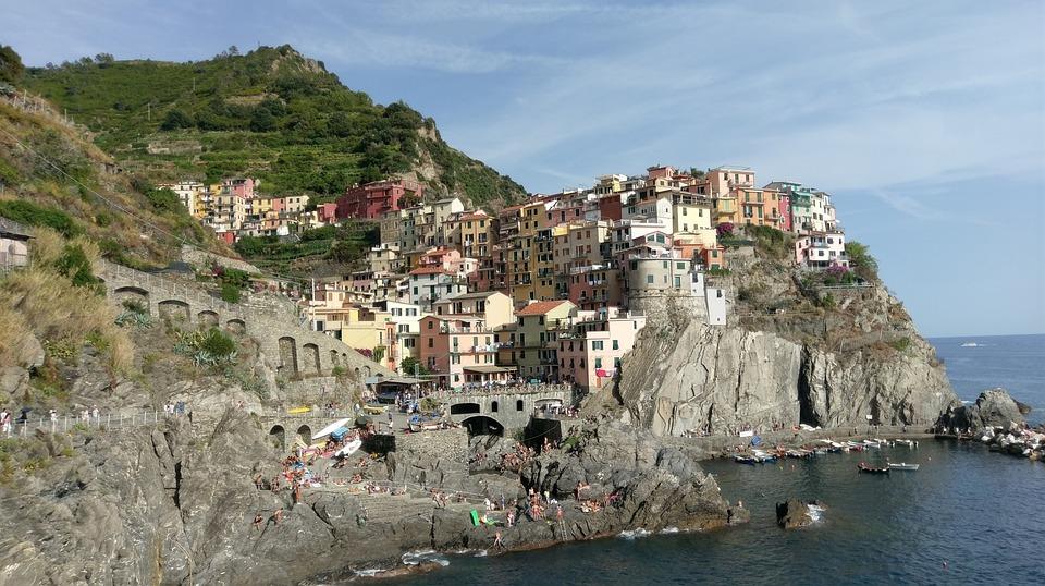 Cinque Terre, Coast, Italy, Cinque, Terre