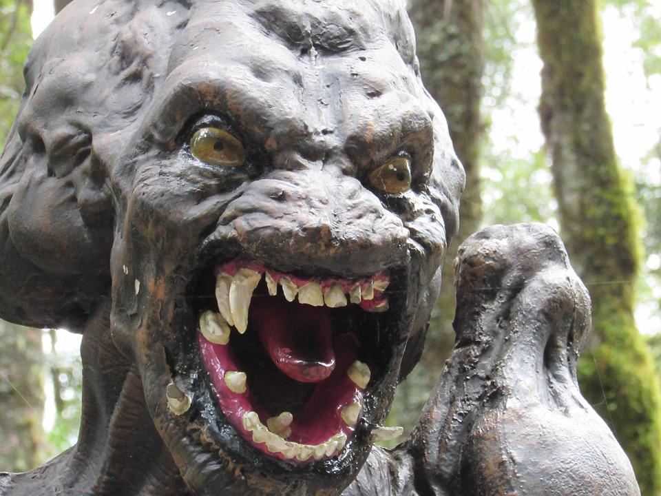 Predator, Monster, Terror, Horror, Alien, Ugly