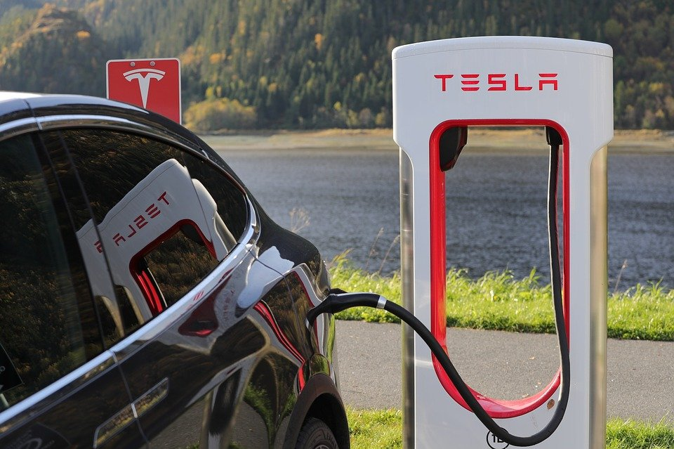 Tesla, Tesla Model X, Charging, Supercharger