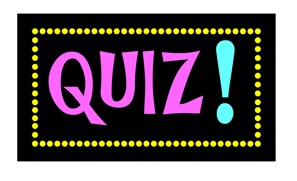 Quiz, Question, Answer, Test, Game, Choice