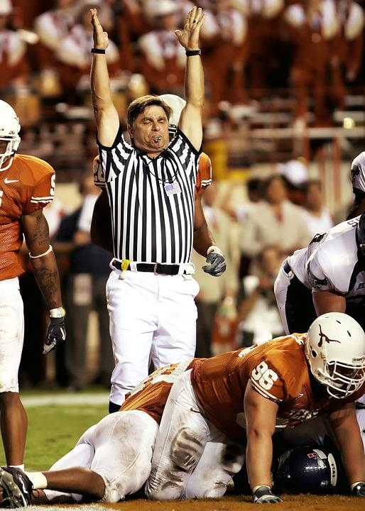 Football, American Football, Game, Texas, Touchdown