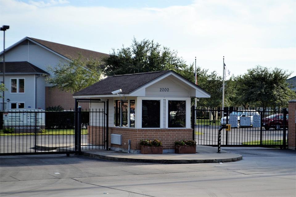 Townhouse Check Point, Houston, Texas, Check-point