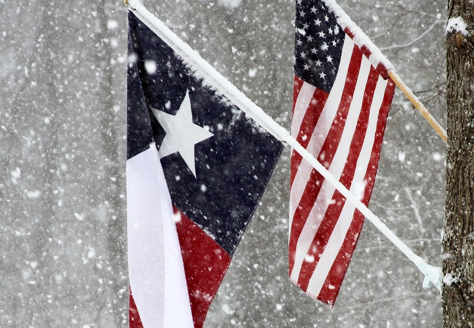 Texas, Flag, Usa, State, America, Symbol, United, Star