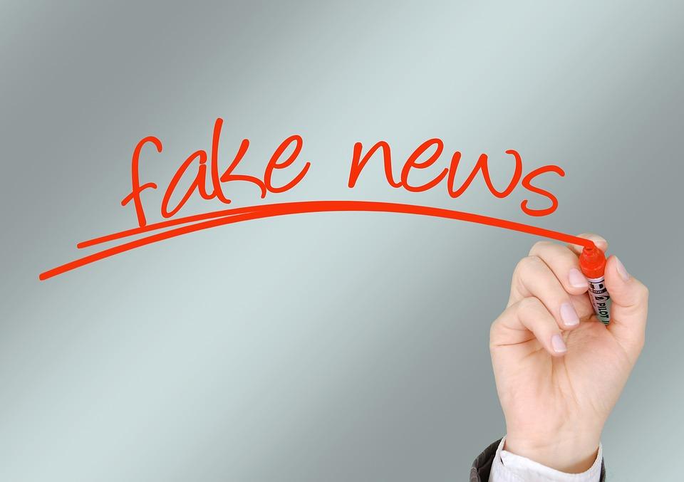 Hoax, News, False, Concept, Information, Text