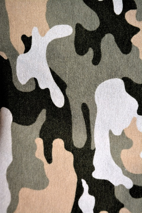 Camouflage, Pattern, Military, Textile, Material