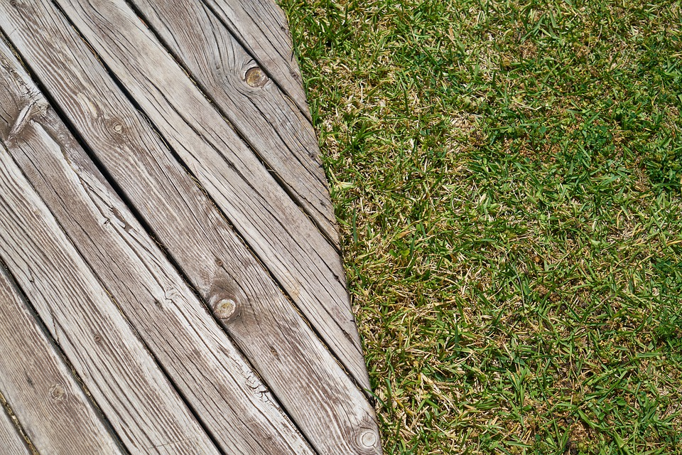 Grass, Wood-fibre Boards, Background, Texture, Pattern