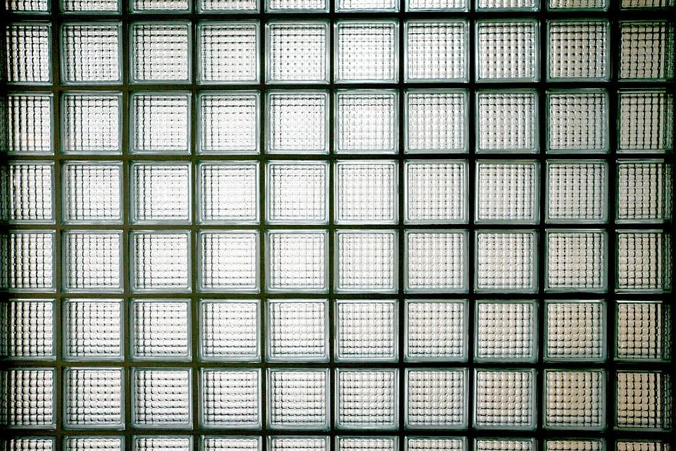 Background, Block, Texture, Pattern, Glass, Wall