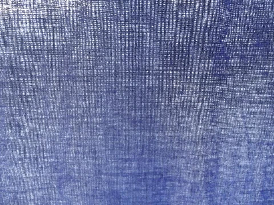 Blue Fabric, Fabric, Texture