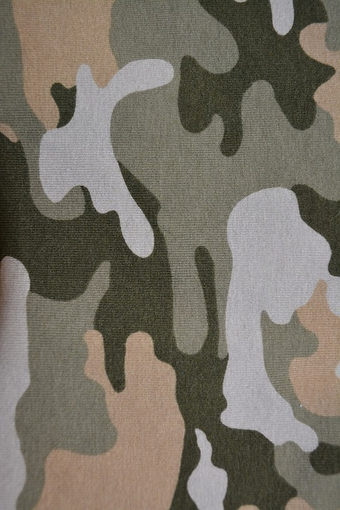 Pattern, Camouflage, Military, Uniform, Texture
