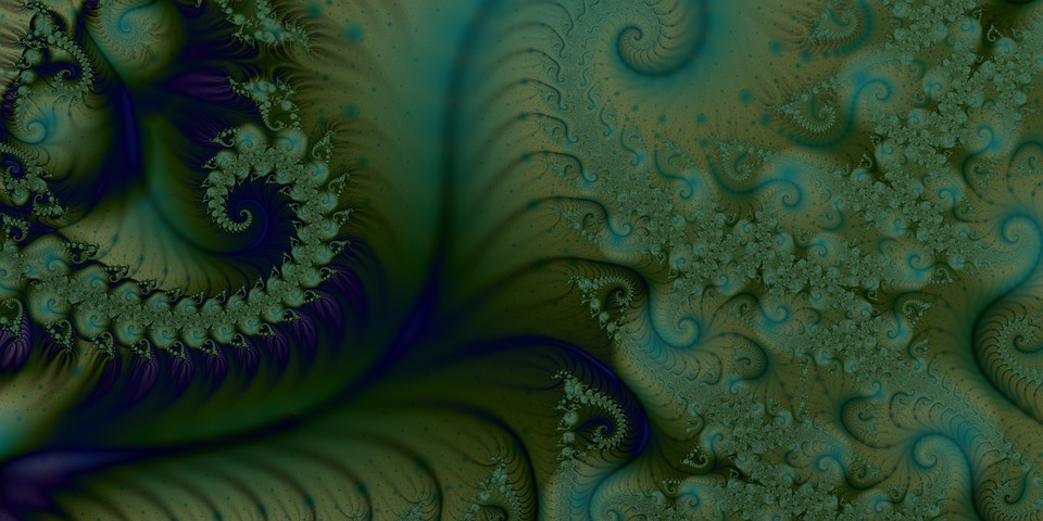 Fractal, Gradient, Colorful, Infinity, Micro, Texture