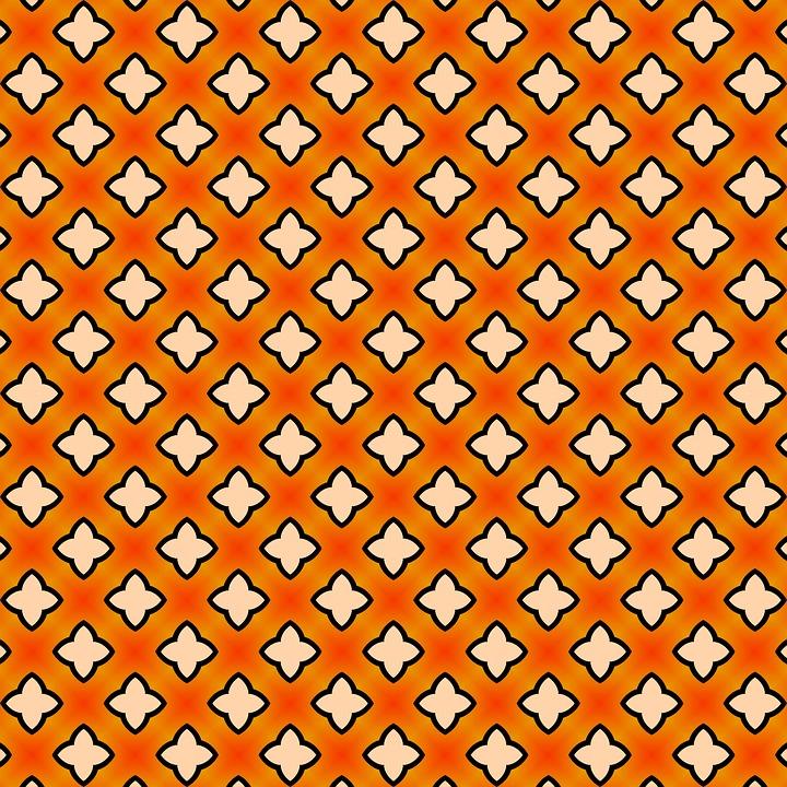 Pattern, Orange, Gradient, Texture, Color, Design